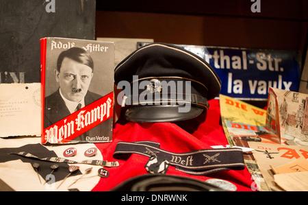 nazi memorabilia - Stock Photo