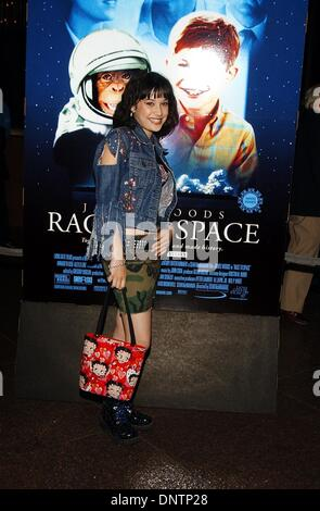 Mar. 13, 2002 - K24384AG: RACE TO SPACE SCREENING.DGA, LA, CA 03/13/2002.  AMY GRAVES/   2002.(D).LALAINE(Credit - Stock Photo