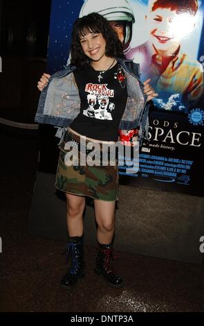 Mar. 13, 2002 - K24384AG: RACE TO SPACE SCREENING.DGA, LA, CA 03/13/2002.LALAINE. AMY GRAVES/   2002.(D)(Credit - Stock Photo
