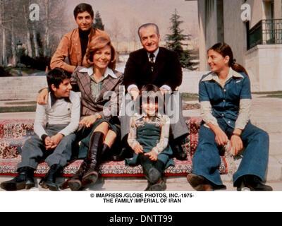June 15, 2001 - © IMAPRESS/   REGINALD DAVIS - 1975 - THE FAMILY IMPERIAL(Credit Image: © Globe Photos/ZUMAPRESS.com) - Stock Photo