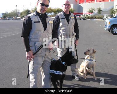Feb 11, 2006; Las Vegas, NV, USA; WYNN Las Vegas Security Guards ...