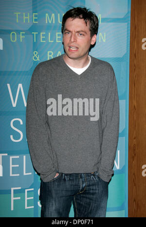 Mar 15, 2006; West Hollywood, California, USA; Actor JUSTIN KIRK at the 23rd Annual William S. Paley Television - Stock Photo