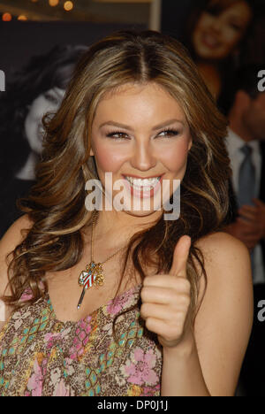 Mar 21, 2006; New York, NY, USA; THALIA SODI purchased  a March of Dimes shoe cut-out at Kmart's Penn Station store, - Stock Photo