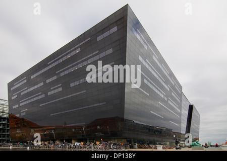 Copenhagen, Denmark, Architecture - Stock Photo
