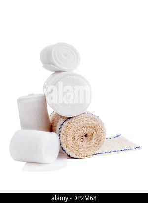 Bandages - Stock Photo