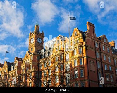 The Landmark Hotel, Marylebone, London, England, United Kingdom - Stock Photo