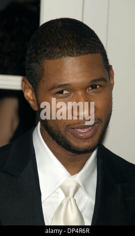 Aug 22, 2006; New York, NY, USA; USHER at the afterparty to the opening of the new version of 'Chicago' in which - Stock Photo