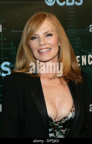 Las Vegas, NV, USA. 7th Jan, 2014. Marg Helgenberger at arrivals for INTELLIGENCE Premiere Party, TAO Nightclub - Stock Photo