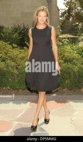 Sep 20, 2006; Beverly Hills, CA, USA; Model CAROLYN MURPHY at the Garden Luncheon in Honor of Gwyneth  Paltrow and - Stock Photo