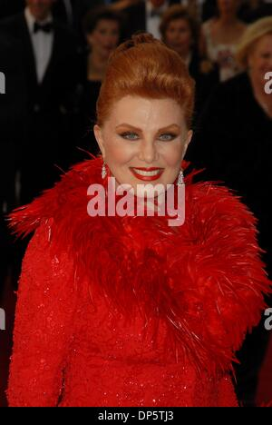 Sep 25, 2006; New York, NY, USA; GEORGETTE MOSBACHER at the 'Madame Butterfly' Metropolitan Opera Opening. Mandatory - Stock Photo