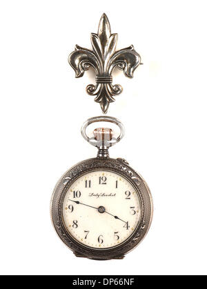 Oct 04, 2006; Palm Beach, FL, USA; Appraisal of lapel watch owned by Dorothy Roberts. Mandatory Credit: Photo by - Stock Photo