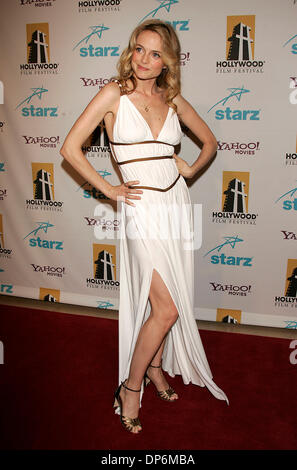 Oct 23, 2006; Beverly Hills, California, USA; Actress HEATHER GRAHAM at the 10th Annual Hollywood Awards Gala Ceremony - Stock Photo