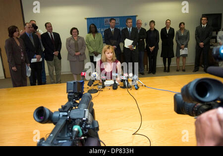 Nov 03, 2006; Carlsbad, California, USA; KRISTINA CAMPBELL, staff attorney with the Mexican American Legal Defense - Stock Photo