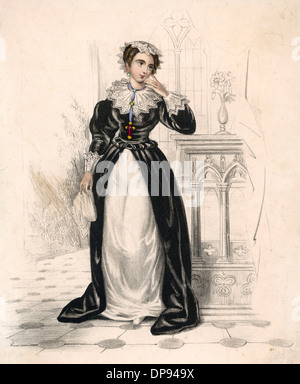 Mary, Queen of Scots - Stock Photo