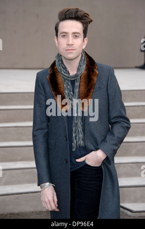 Burberry Prorsum AW14 – London Collections: MEN