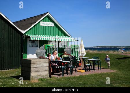 Seaside restaurant hohwacht