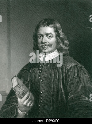 JOHN BUNYAN 1628 - 1688 - Stock Photo