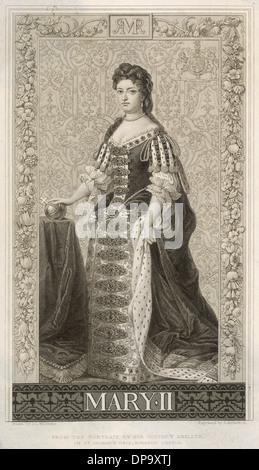 Queen Mary II - Stock Photo