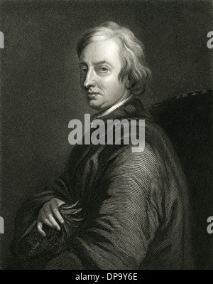 JOHN DRYDEN - Stock Photo