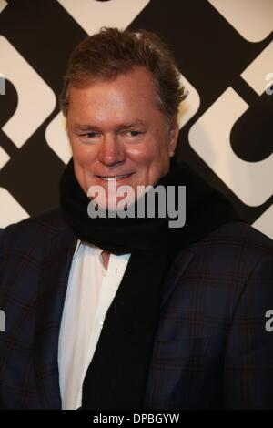 Los Angeles, California, USA. 10th January 2014. Rick Hilton attends Diane Von Furstenberg's Journey of A Dress - Stock Photo
