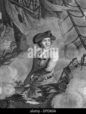 JOHN PAUL JONES - Stock Photo