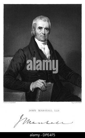 JOHN MARSHALL - 2 - Stock Photo