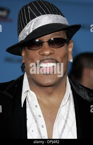 Jan. 18, 2006 - Mgm Grand Arena, LAS VEGAS, USA - CHARLIE WILSON.SINGER.BILLBOARD MUSIC AWARDS 05.MGM GRAND ARENA, - Stock Photo