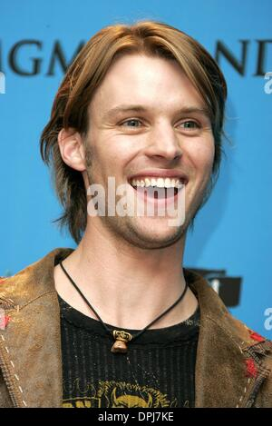 Jan. 18, 2006 - Mgm Grand Arena, LAS VEGAS, USA - JESSE SPENCER.ACTOR.BILLBOARD MUSIC AWARDS 05.MGM GRAND ARENA, - Stock Photo