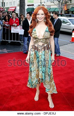 Aug. 8, 2006 - Hollywood, LOS ANGELES, USA - PHOEBE PRICE.ACTRESS.SILENT HILL, WORLD PREMIERE.HOLLYWOOD, LOS ANGELES, - Stock Photo