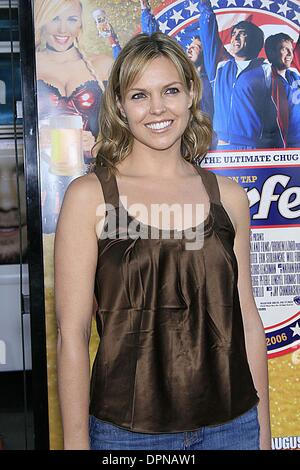 Aug. 21, 2006 - Hollywood, CALIFORNIA, USA - BEERFEST - PREMIERE -.GRAUMAN'S CHINESE THEATER, HOLLYWOOD, CALIFORNIA - Stock Photo