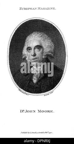 JOHN MOORE, DR - Stock Photo