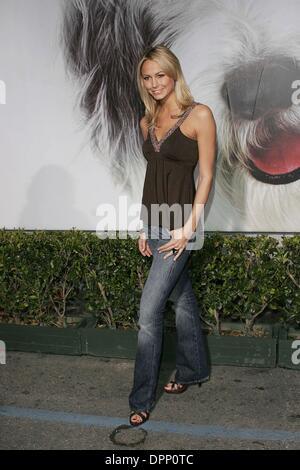 Mar. 7, 2006 - Hollywood, CALIFORNIA, USA - STACY KEIBLER -.THE SHAGGY DOG PREMIERE -.EL CAPITAN THEATER, HOLLYWOOD, - Stock Photo