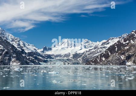 Johns Hopkins Inlet, Glacier Bay, Alaska.