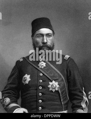 OSMAN NURI PASHA - 2 - Stock Photo