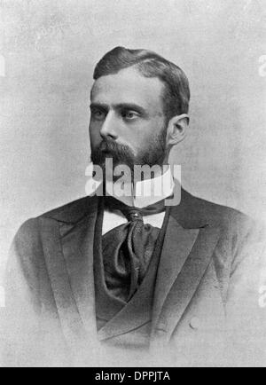 SIR GILBERT PARKER - Stock Photo