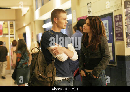 Oct. 16, 2006 - K40938LL. ''ONE TREE HILL'' TV/FILM STILL. SUPPLIED BY  .SOPHIA BUSH AND CHAD MICHAEL MURRAY(Credit - Stock Photo
