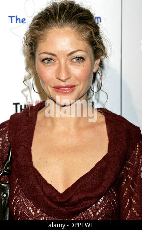 Dec. 1, 2005 - REBECCA GAYHEART.The Art Of Elysium benefit auktion.Minotti.West Hollywood, CA.30 November 2005..K46105RHARV. - Stock Photo