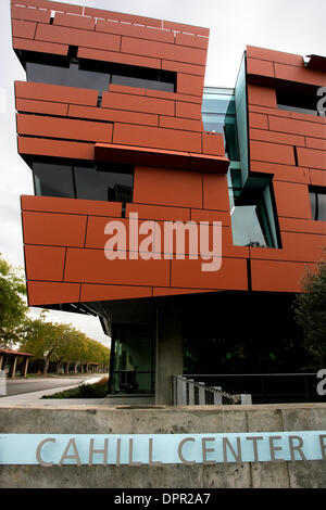 Feb 17, 2009 - Pasadena, California, USA - The newly built Cahill Center for Astronomy and Astrophysics at the California - Stock Photo