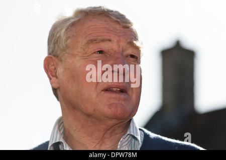 Lord Paddy Ashdown, Baron Ashdown of Norton-sub-Hamdon, British politician, former leader of the Liberal Democratic - Stock Photo