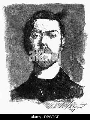 JOHN SINGER SARGENT - Stock Photo