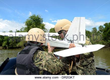 drone drones - Stock Photo