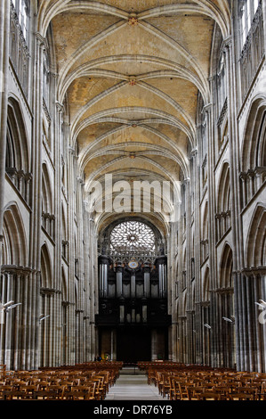 ... France, Region Haute Normandie, Departements Seine Maritime, Rouen,  Cathedrale Of