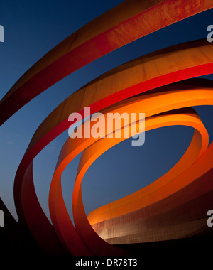 Holon Design Museum, Tel Aviv, Israel - Stock Photo