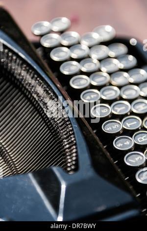 Schreibmaschine von 1932  Typewriter 1932 - Stock Photo