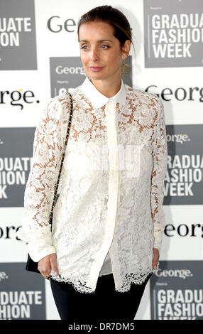 Louise Redknapp Graduate Fashion Week 2012 - Gala Show held at Earls Court- Arrivals London, England - 13.06.12 - Stock Photo