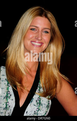 London, UK. 20th Jan, 2014. Cheska Hull attends the UK Premiere of ' Jack Ryan: Shadow Recruit'  at the Vue  London - Stock Photo