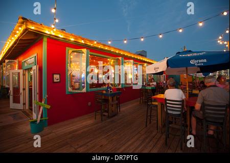 Usa Mississippi Ms Biloxi Shaggy S Biloxi Beach Bar And