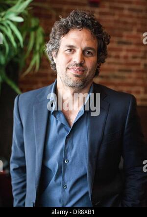 Mark Ruffalo attends the Empowered By Light event at Roe Nightclub San Francisco, California - 21.06.12  Featuring: - Stock Photo