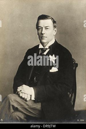 Joseph Chamberlain 1836 - 1914 - Stock Photo
