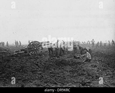 Battle of Albert 1918 - Stock Photo